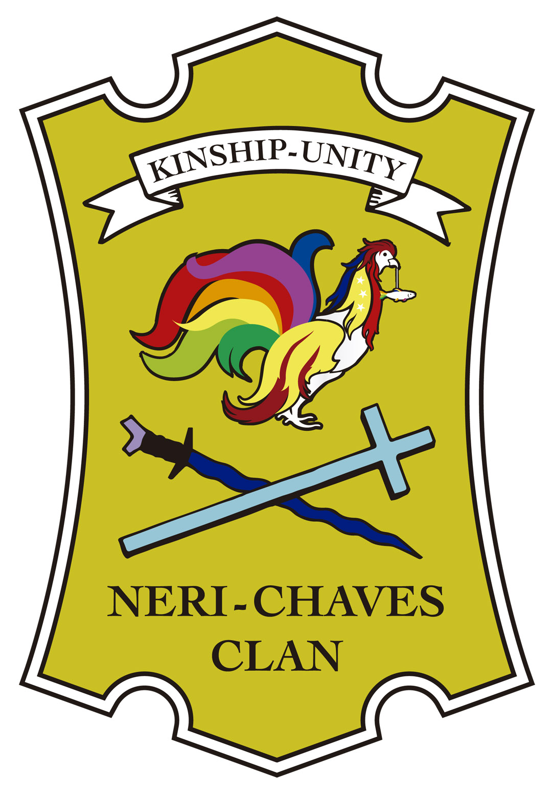 Neri Chaves Coat of Arms